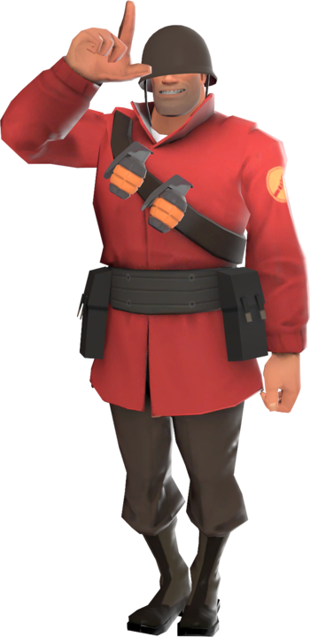 Basic Soldier strategy - Official TF2 Wiki | Official Team Fortress Wiki