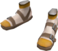 Painted Lonesome Loafers E7B53B.png