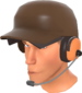 Painted Batter's Helmet 694D3A.png