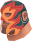 Painted Large Luchadore 2F4F4F El Picante Grande.png