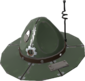 Painted Full Metal Drill Hat 424F3B.png