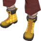 Painted Highland High Heels E7B53B.png
