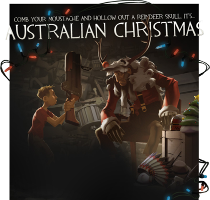 Tf2 Christmas Update 2020 Australian Christmas   Official TF2 Wiki | Official Team Fortress Wiki