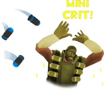 Mini-Krit érte Demoman