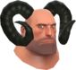 Painted Horrible Horns 2D2D24 Heavy.png