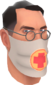 Painted Physician's Procedure Mask A89A8C.png