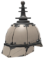 Painted Platinum Pickelhaube A89A8C.png
