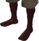Painted Red Socks 3B1F23.png