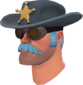 Painted Sheriff's Stetson 5885A2.png