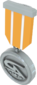 Painted Tournament Medal - Gamers Assembly B88035 Second Place.png