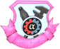 Painted Tournament Medal - Team Fortress Competitive League FF69B4.png