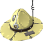 Painted Full Metal Drill Hat F0E68C.png