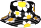 Painted Summer Hat 141414 Carefree Summer Nap.png
