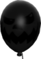 Painted Boo Balloon 141414.png