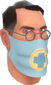 Painted Physician's Procedure Mask 839FA3.png
