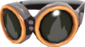 Painted Planeswalker Goggles 2D2D24.png
