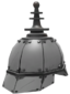 Painted Platinum Pickelhaube 7E7E7E.png
