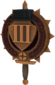 Painted Tournament Medal - Chapelaria Highlander 3B1F23 Third Place.png