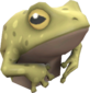 Painted Tropical Toad F0E68C.png