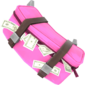Painted Dillinger's Duffel FF69B4.png