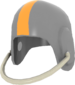 Painted Football Helmet 7E7E7E.png