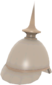 Painted Prussian Pickelhaube A89A8C.png
