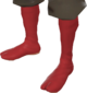 Painted Red Socks B8383B.png