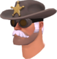Painted Sheriff's Stetson D8BED8.png