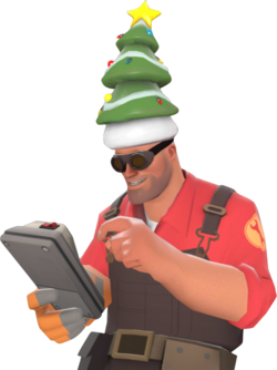 A Rather Festive Tree Official Tf2 Wiki Official Team Fortress Wiki