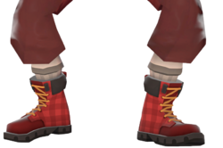 Highland High Heels - Official TF2 Wiki | Official Team Fortress Wiki