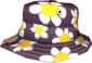 Painted Summer Hat 51384A Carefree Summer Nap.png