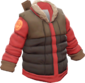 Painted Down Tundra Coat 694D3A.png