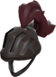 Painted Dark Falkirk Helm 3B1F23.png