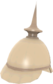 Painted Prussian Pickelhaube C5AF91.png