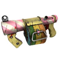 Backpack Sweet Dreams Stickybomb Launcher Battle Scarred.png