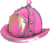 Pink as Hell (Firewall Helmet)