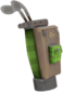 Painted Gaelic Golf Bag 729E42.png