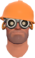 Painted Head Mounted Double Observatory C5AF91.png
