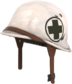 Painted Surgeon's Stahlhelm 2D2D24.png