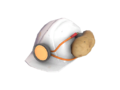 Item icon Aperture Labs Hard Hat.png