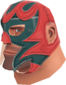 Painted Large Luchadore 2F4F4F El Amor Ardiente.png