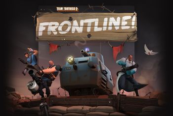 Frontline Supply Drop - Official TF2 Wiki | Official Team Fortress Wiki