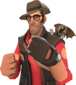 Steel Songbird - Official TF2 Wiki | Official Team Fortress Wiki