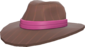 Painted A Hat to Kill For FF69B4.png