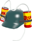 Painted Bonk Helm 2F4F4F.png
