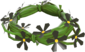 Painted Jungle Wreath 2D2D24.png