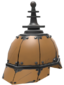 Painted Platinum Pickelhaube A57545.png