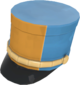 Painted Scout Shako B88035.png