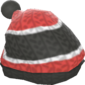 Painted Woolen Warmer 2D2D24.png