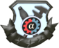 Painted Tournament Medal - Team Fortress Competitive League 2D2D24.png